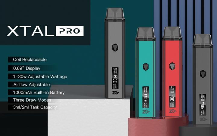 ZQ Xtal Pro Pod System