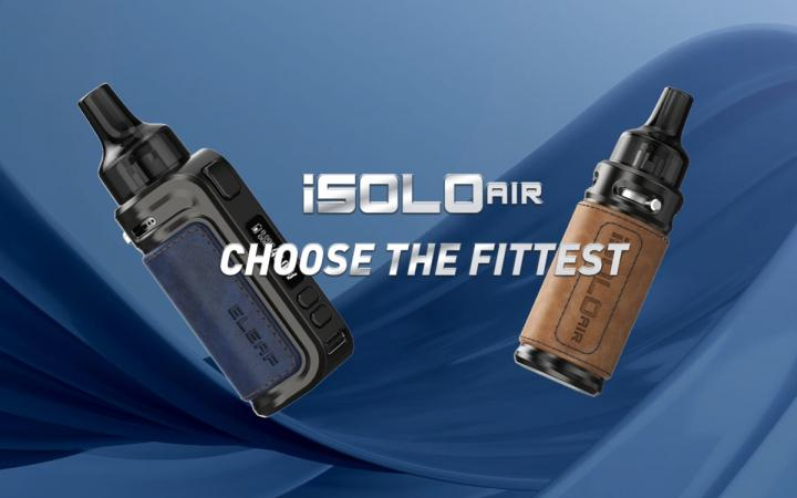 Eleaf iSolo Air Kit w...